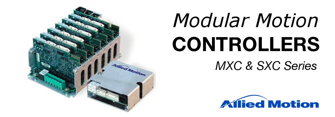 Allied Modular Motion Controllers