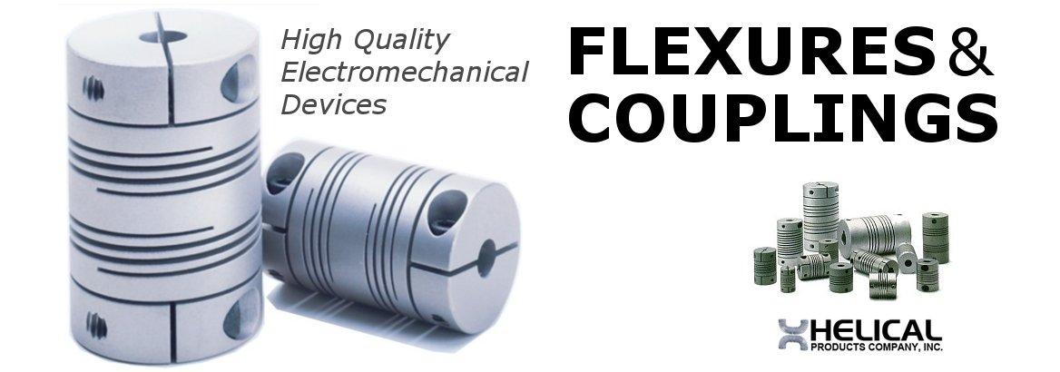 Flexures and Couplings
