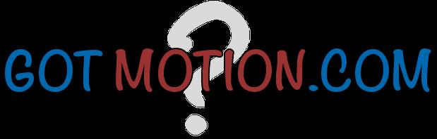 Got Motion?
