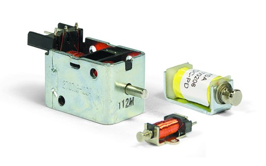 Magnetic Latching Solenoids