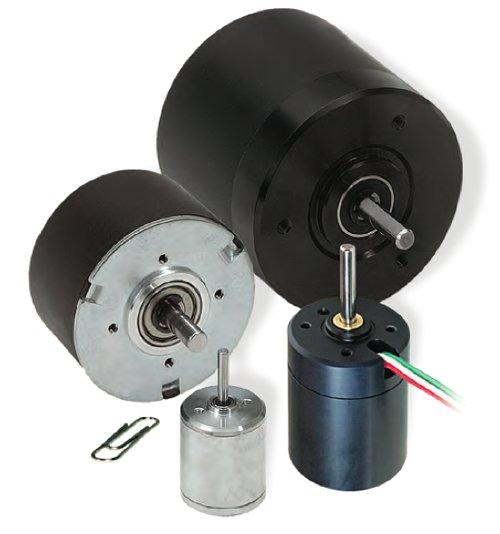 Small Precision Motors